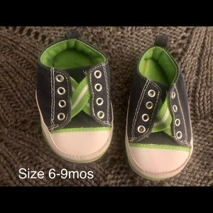 Stepping stone baby shoes